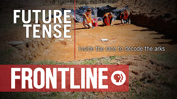 "The PBS program Frontline features arkology in the documentary ""Future Tense#"