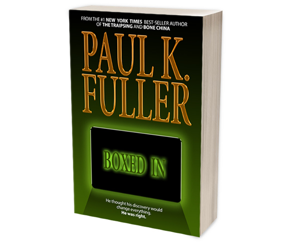 """Boxed in"" by author Paul K. Fuller"