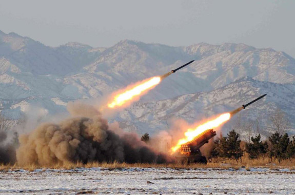 North Korean missile test powered by Ark technologies