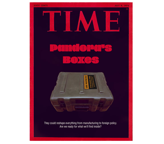 July 9, 1974 issue of Time magazine