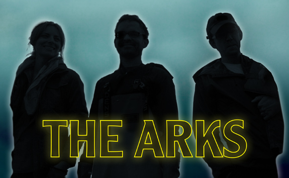 """The Arks"" television show promo image"